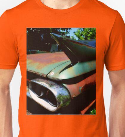 Cadillac Fin Unisex T-Shirt