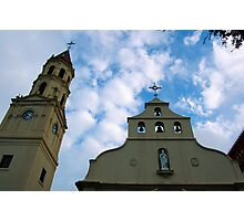 Historic Church Photographic Print