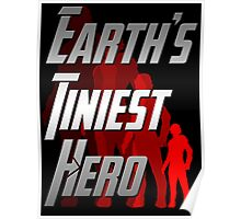 Earth's Tiniest Hero Poster