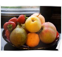 The Healthy Option Poster