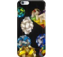 Lanterns & Patterns iPhone Case/Skin