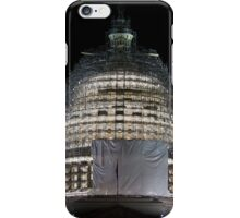 Capitol Construction iPhone Case/Skin