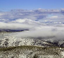 Above the snowline by John Wallace