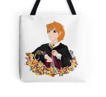 No-lined Ron Weasley Tote Bag