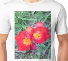Fire Freesia Unisex T-Shirt