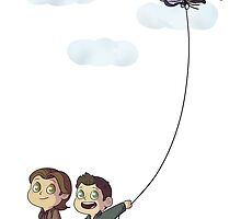 Team Free Kite Flying by jennilah