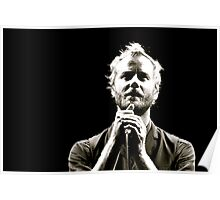 The National - Matt Berninger Poster