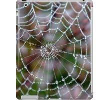 Summer Web iPad Case/Skin