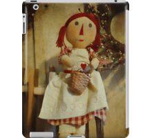 Little Rag Doll iPad Case/Skin
