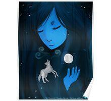 Wolf Medicine Poster