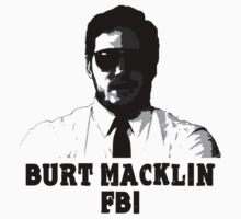 Burt Macklin FBI by cybercaffeine