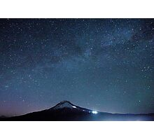 Mountain Stars Photographic Print