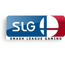 Super Smash Bros. | Smash League Gaming Canvas Print