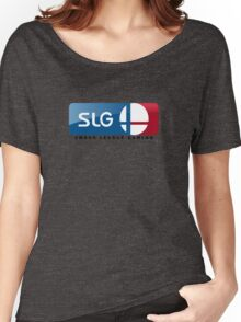 Super Smash Bros. | Smash League Gaming Women's Relaxed Fit T-Shirt