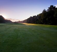 Listowel Golf Club - 001  by Paul Woods