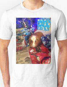 Wrapped Up Holidays! Unisex T-Shirt