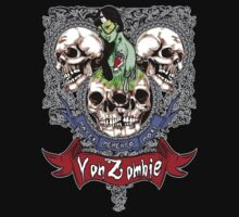 Remember Your Mortality : Mater Memento Mori (Clothing) by VON ZOMBIE ™©®