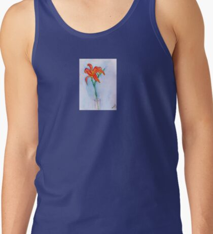 Day Lilies Tank Top