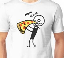 Hungry Pizza Cutter Unisex T-Shirt