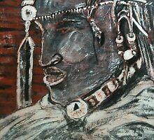 African by Caroline Johnston