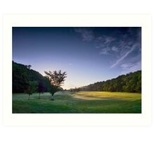 listowel golf club - 006 Art Print