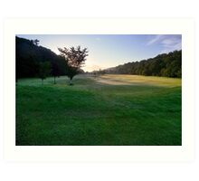 listowel golf club - 007 Art Print