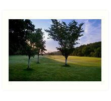 listowel golf club - 009 Art Print