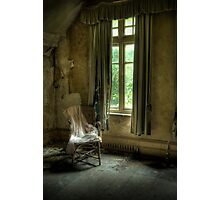 Potters Manor House Photographic Print