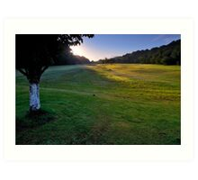listowel golf club - 010 Art Print
