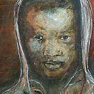 African Child by Caroline Johnston