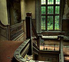 Potters Manor House - landing II by Agnieszka  Szymczak