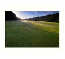listowel golf club - 014 Art Print