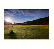 listowel golf club - 015 Art Print