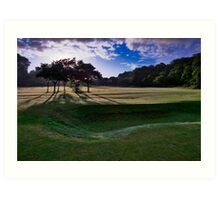 listowel golf club - 017 Art Print