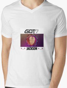 got7 jackson kawaii Mens V-Neck T-Shirt