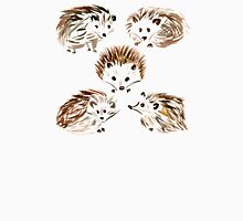Hedgehogs Unisex T-Shirt