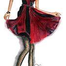 """""""Edgy Elegance"""" by Chelsea Easley"""