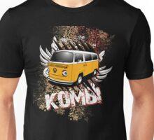 Volkswagen Tee Shirt - Two Tone Kombi Unisex T-Shirt