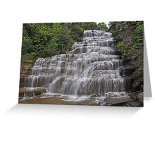 Hector Falls Greeting Card