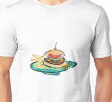Double Soy Burger~(C) Unisex T-Shirt