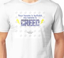 Our Karate is Creed Shirt Unisex T-Shirt