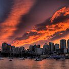 A Moment In Time - Lavender Bay &amp; North Sydney CBD - The HDR Experience by Philip Johnson