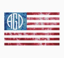 AGD American Flag by dosshainz