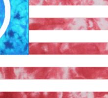 AGD American Flag Sticker