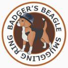 Badger's Beagle Smuggling Ring V2.0 by dmbarnham