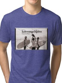 Kneemachine's Tri-blend T-Shirt