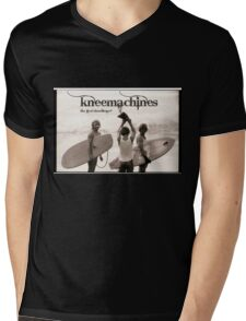 Kneemachine's Mens V-Neck T-Shirt