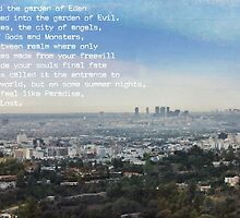 the city of angels by dobaxdesign