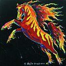 Firestorm Pony by louisegreen