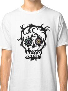 Skull Tattoo - on lights Classic T-Shirt